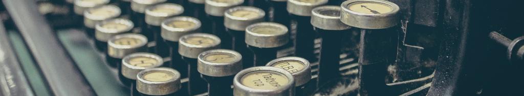 typewriterHeader