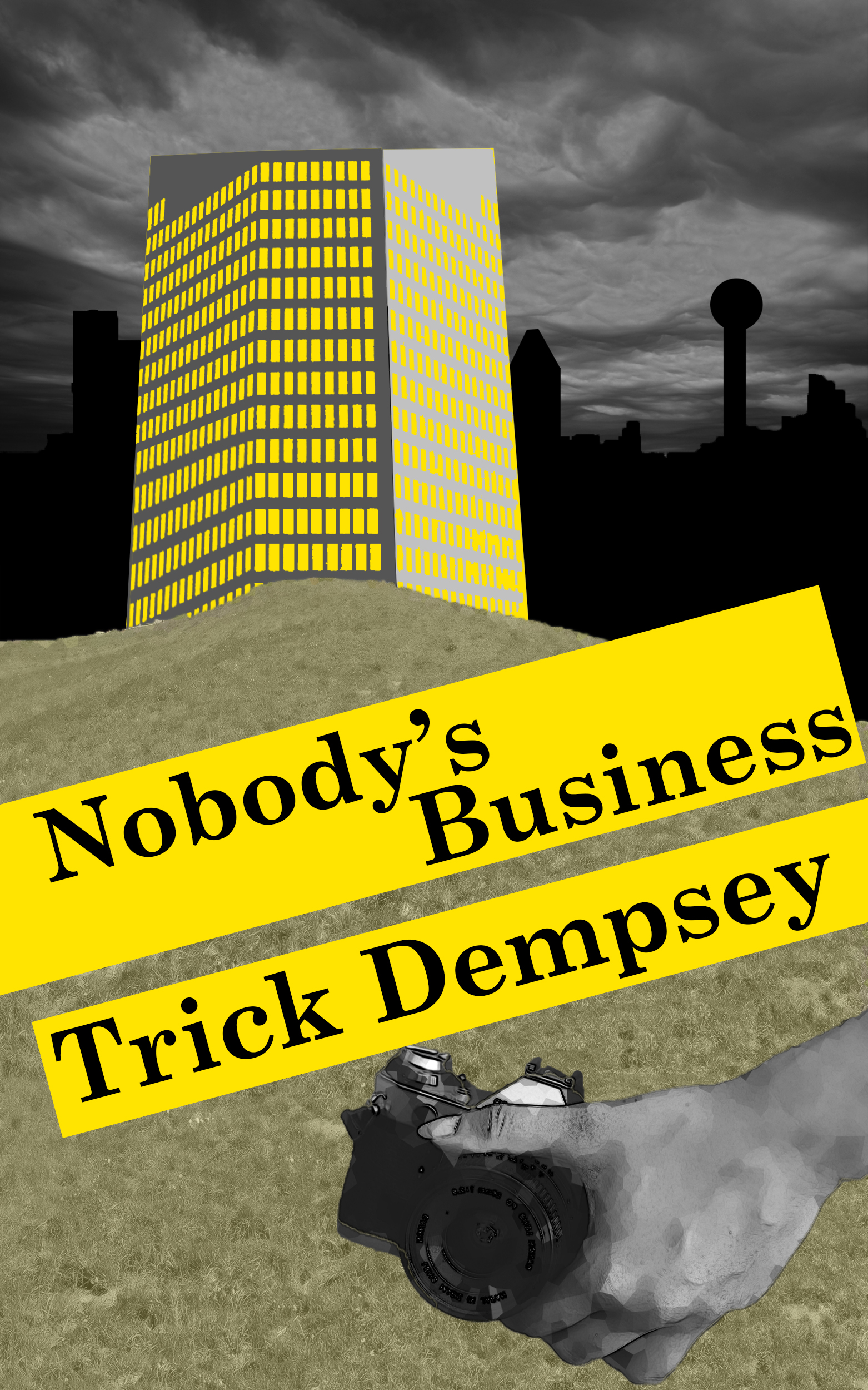 Trick Dempsey's first novel!